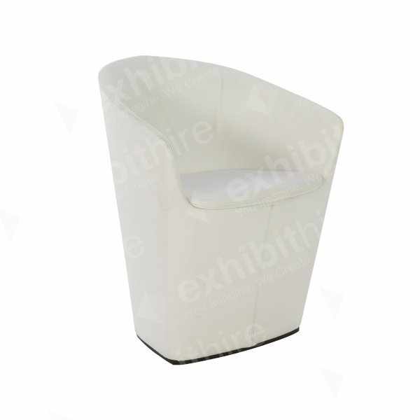 Brandy Chair White