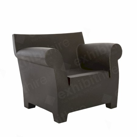 Bubble Club Chair Black