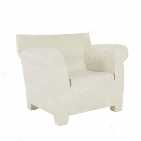 https://www.exhibithire.co.uk/Bubble Club Chair White