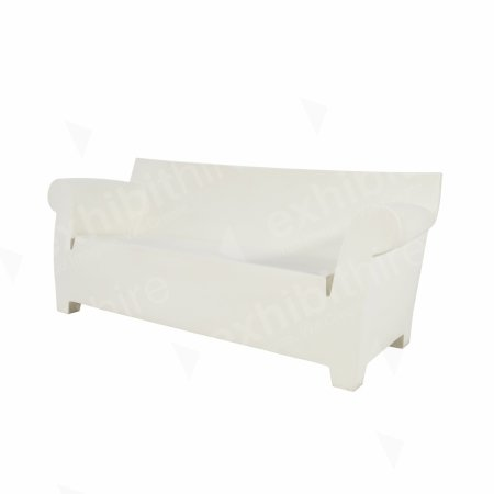 https://www.exhibithire.co.uk/Bubble Club Sofa White