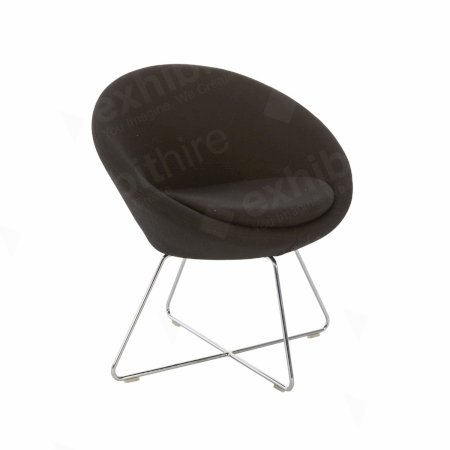 Conic Chair Black