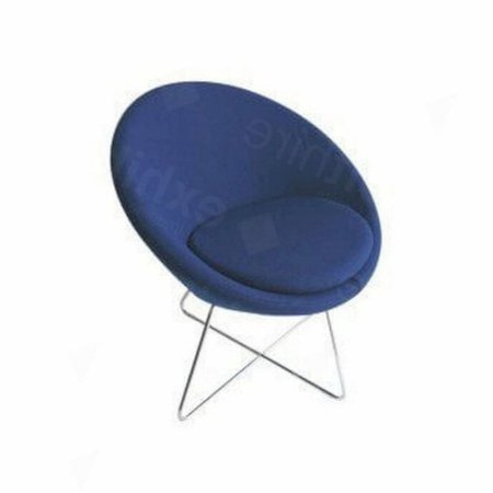 Conic Chair Blue