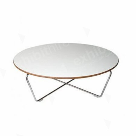 Conic Coffee Table White