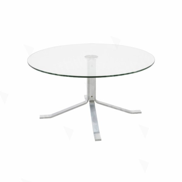 Corona Glass Table