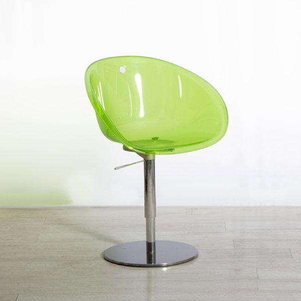 Gliss Chair Green