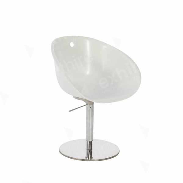 Gliss Chair White