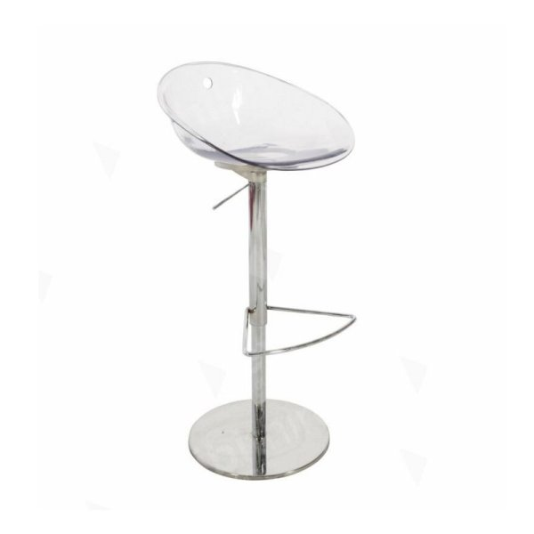 Gliss Stool Clear