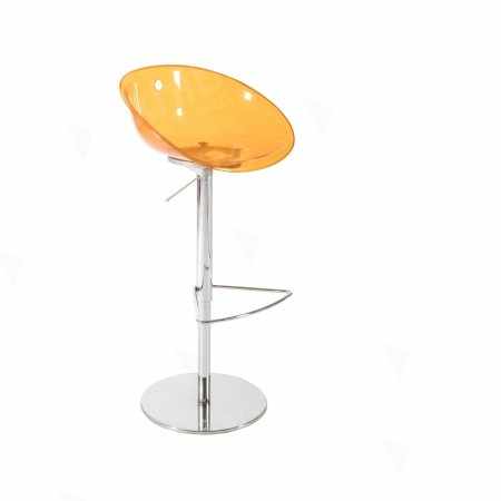 Gliss Stool Orange