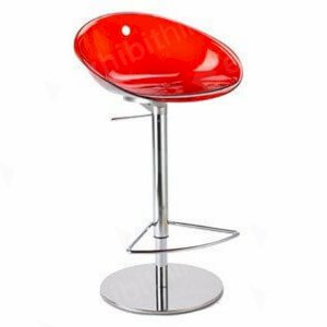 Gliss Stool Red