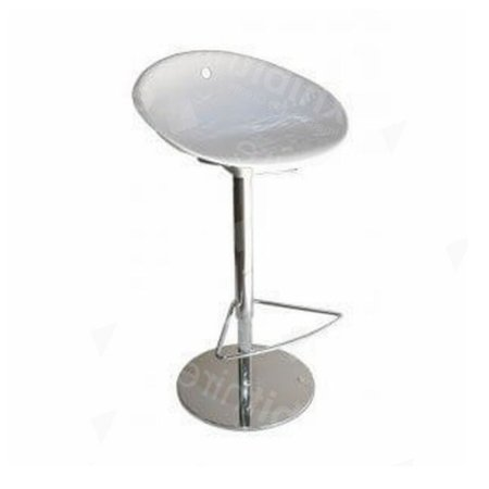 Gliss Stool White