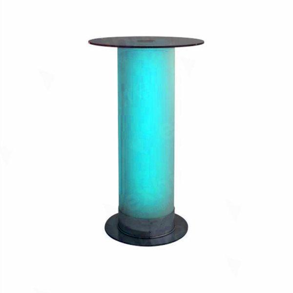 Illuminated Bar Table (Battery Operated)