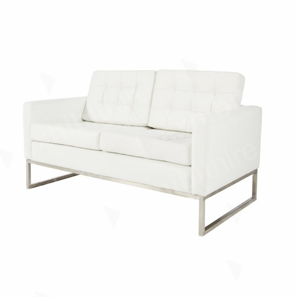 Knoll Sofa White