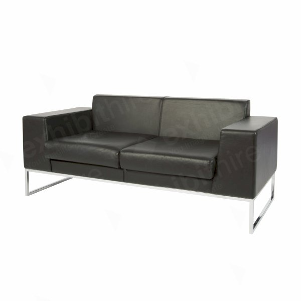 Lay Sofa - Black