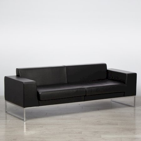 https://www.exhibithire.co.uk/Lay Sofa Large - Black