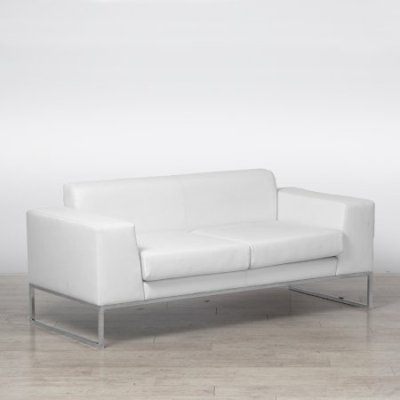 Lay Sofa - White