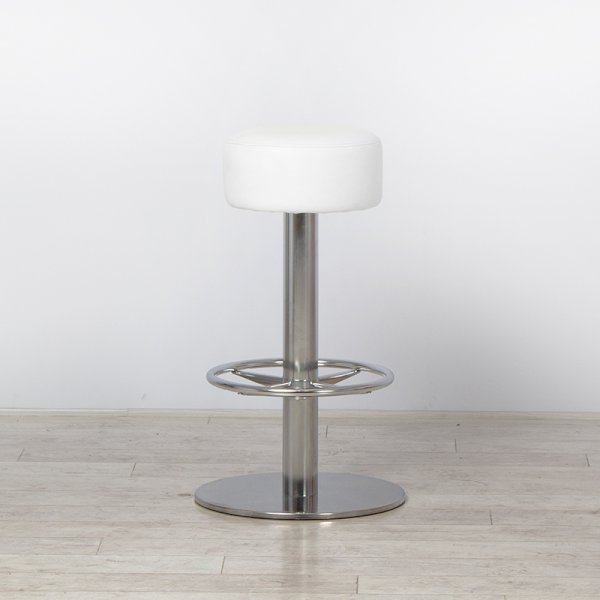 Lotus Stool White