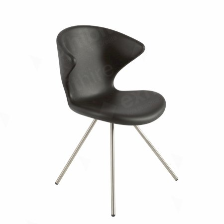 Luna Chair Black