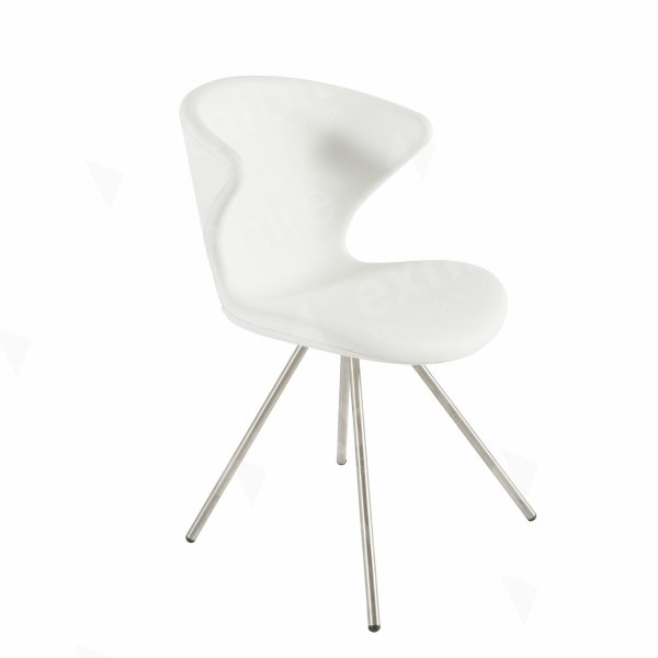 Luna Chair White