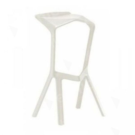 Mara Stool White