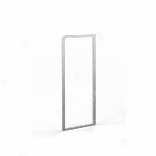Mod Frame 1m x 2.4m (h) with Rounded Corner