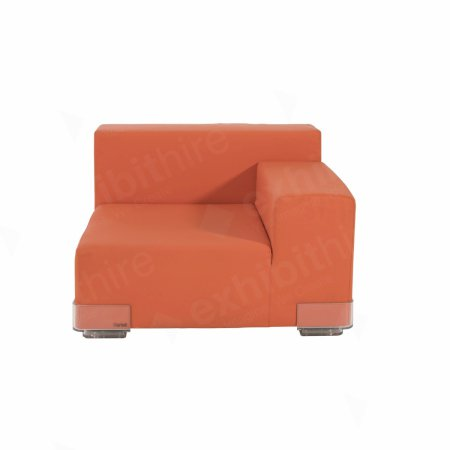 Orange Modular Left Arm Unit
