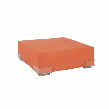 https://www.exhibithire.co.uk/Orange Modular Pouffe Unit