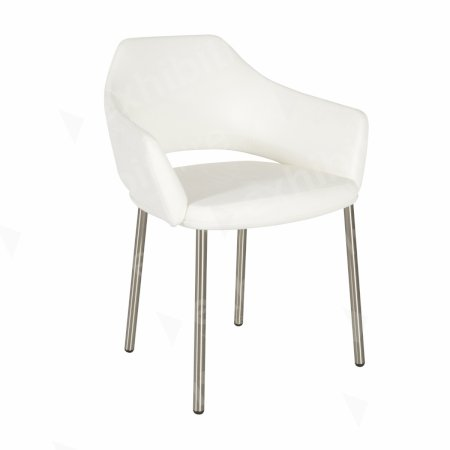 Pedra Chair White