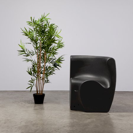 Petal Chair Black