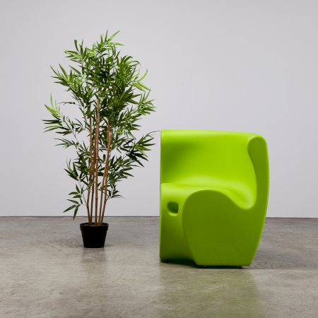 https://www.exhibithire.co.uk/Petal Chair Green