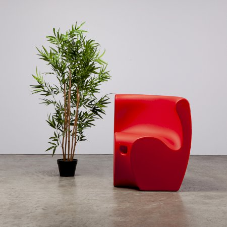 Petal Chair Red