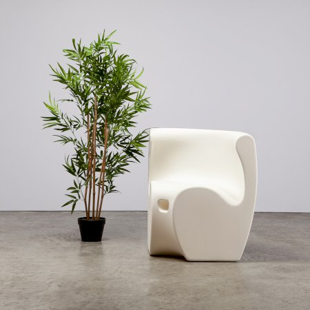 Petal Chair White