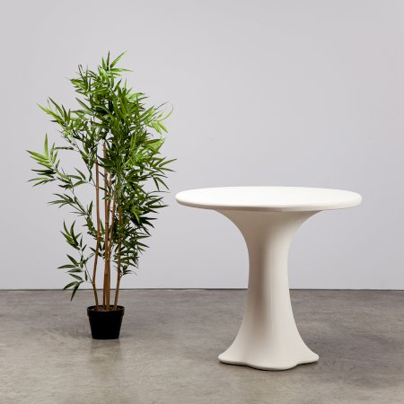 Petal Table White