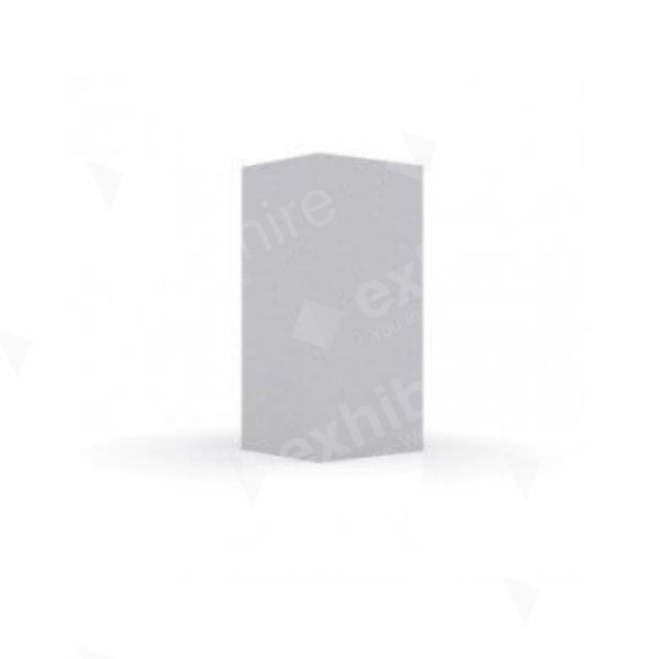 Plinth Grey 500 x 500 x 1100
