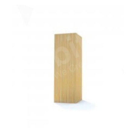 Plinth Natural 400 x 400 x 1000