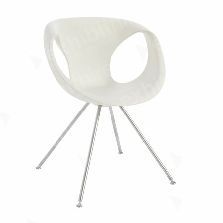 Polly Chair White