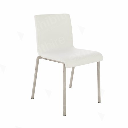 Quadra Chair White