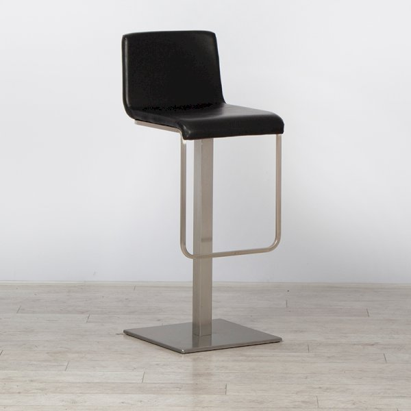 Quadra Stool Black