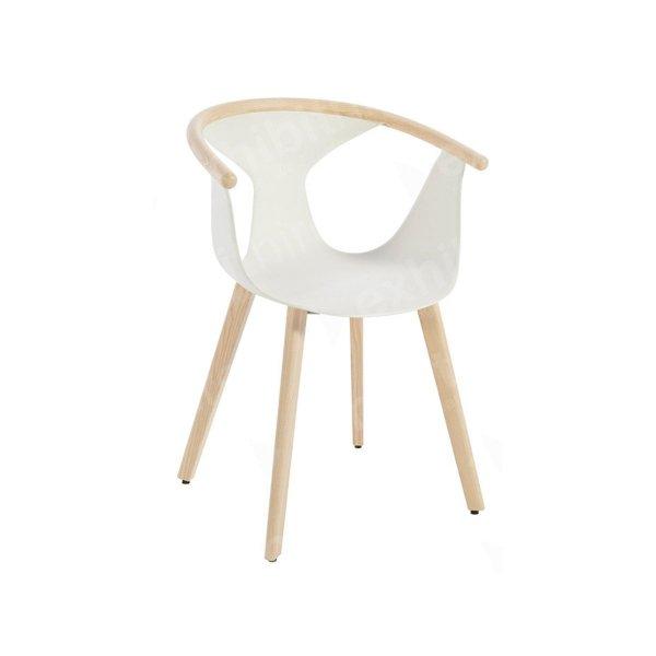 Roka Chair White