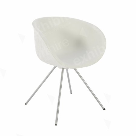 https://www.exhibithire.co.uk/Sakura Chair White