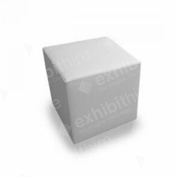 Soft Cube 47 White