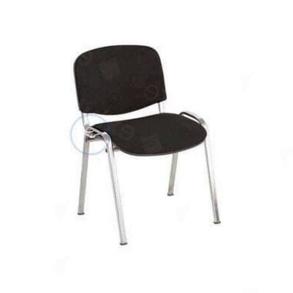 Stacking Conference Chair Black
