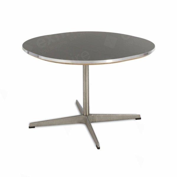 Swan Coffee Table Black