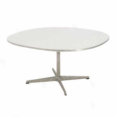 https://www.exhibithire.co.uk/Swan Coffee Table White