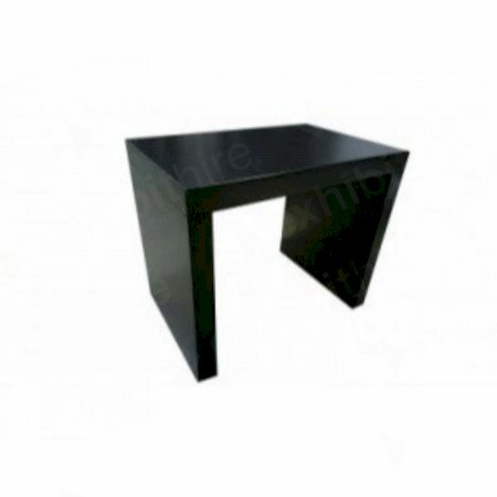 Tavola 12 High Table Black