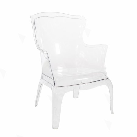 Throne Chair Clear