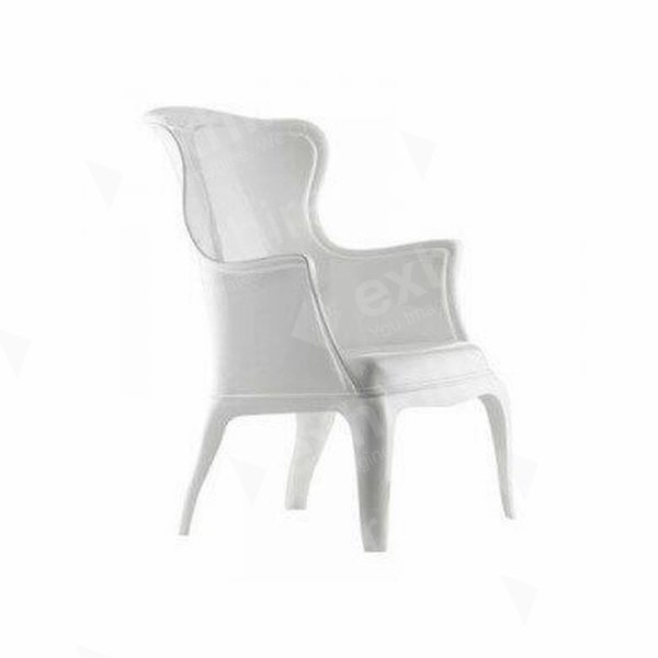 Throne Chair White
