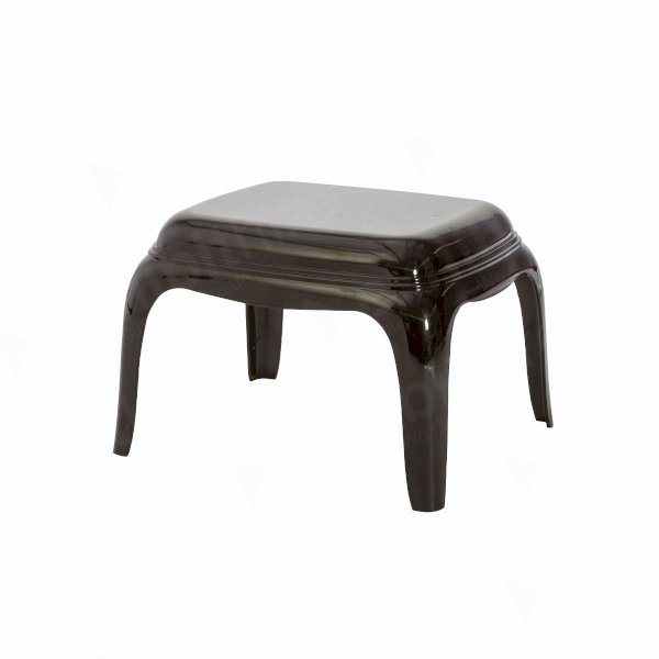Throne Table Black