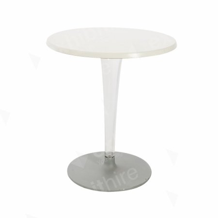 TopTop Table White