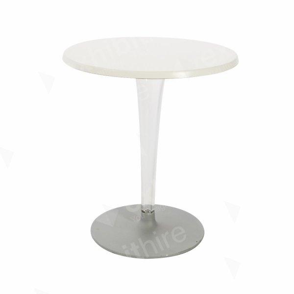 TopTop Table White
