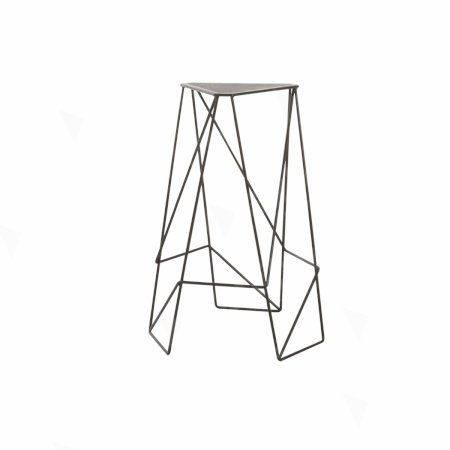 Tripod Stool Black